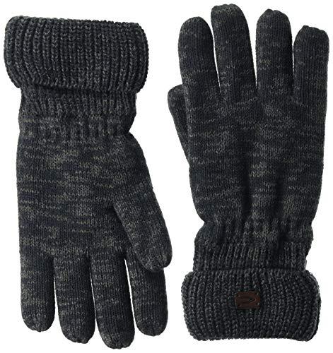 camel active Herren 408300/8G30 Handschuhe, Mehrfarbig (Petrol/Grey 7), X-Large