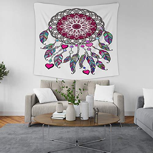 mmzki Hängende Tapisserie Wandbehang Stranddecke 10 150x180