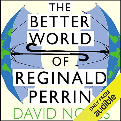 The Better World of Reginald Perrin cover art