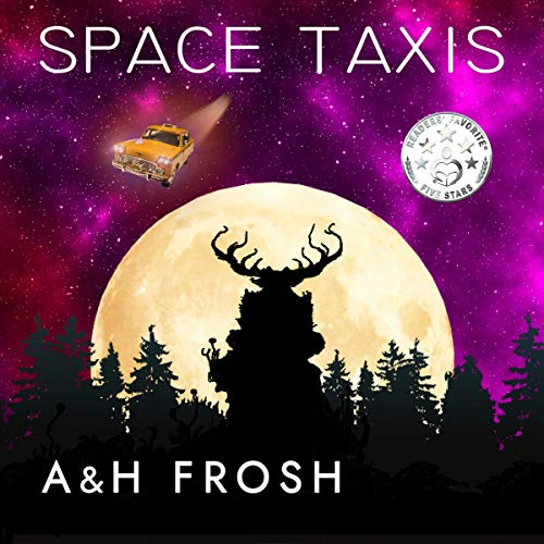 Space Taxis cover art