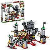 LEGO 71369 Super Mario Set de Expansión: Batalla Final en el Castillo de Bowser, Juguete de Construcción para Niños +8 años