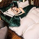 Geekcook Bed Sheet Set Queen,2020 Pure...
