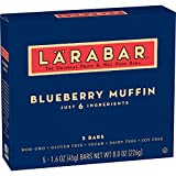Larabar, Gluten Free Bar, Blueberry Muffin, 8 oz