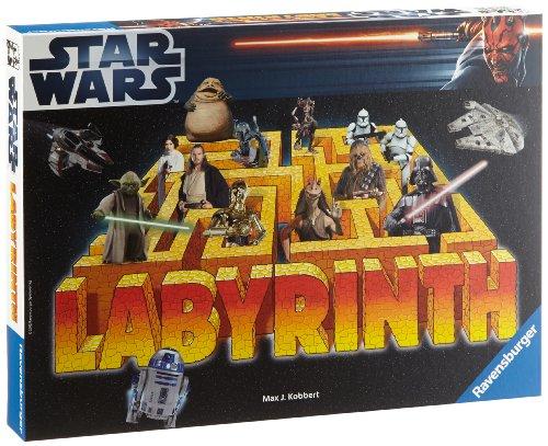 Ravensburger 26590 - Star Wars Labyrinth