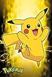 GB eye Maxi poster Pokémon Pikachu Neon