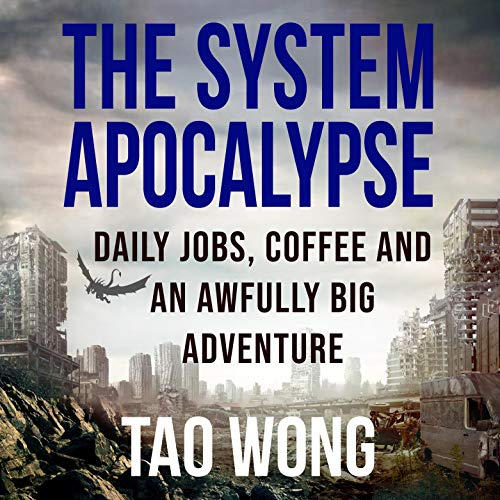 Daily Jobs, Coffee and an Awfully Big Adventure Audiobook By Tao Wong cover art