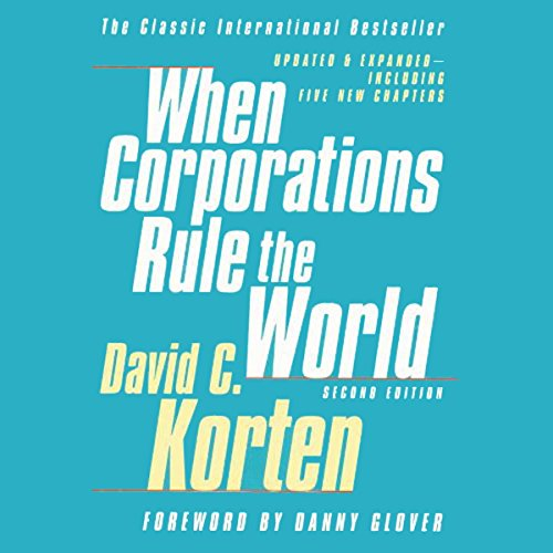 When Corporations Rule the World, Second Edition audiobook cover art