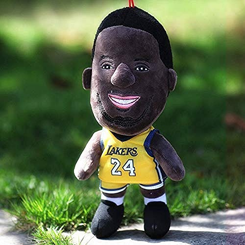 stogiit 25Cm NBA Jugador de Baloncesto Super Stars Kobe