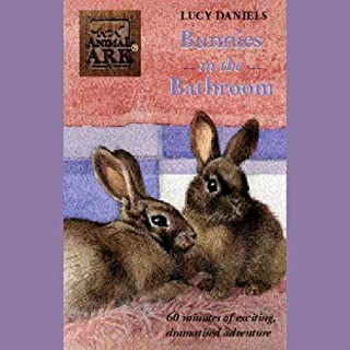 Animal Ark: Bunnies in the Bathroom cover art