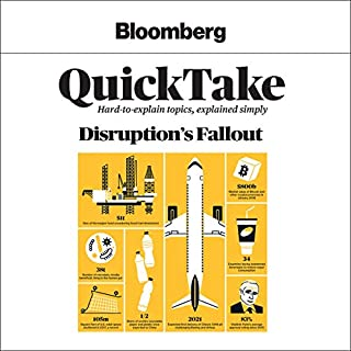 Bloomberg QuickTake: Disruption's Fallout cover art