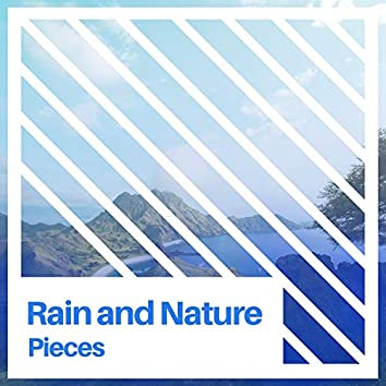 Background Sleepy Rain and Nature Pieces