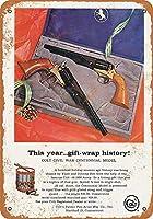 Colt Civil War Centennial Pistol Set メタルポスター壁画ショップ看板ショップ看板表示板金属板ブリキ看板情報防水装飾レストラン日本食料品店カフェ旅行用品誕生日新年クリスマスパーティーギフト