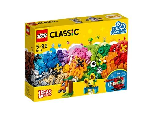 LEGO 10712 LEGO Classic Mattoncini e ingranaggi (Ritirato dal Produttore)