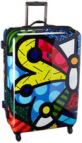 Heys America Britto Butterfly 30' Spinner Multi One Size