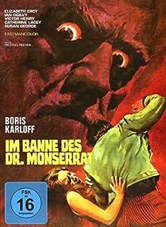 Im Banne des Dr. Monserrat - Mediabook - Cover C -Limited Edition auf 450 Stück [Blu-ray]