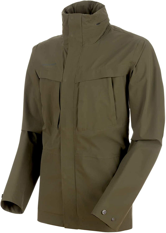 Mammut 101026390 Men's Alvra HS Hooded Jacket