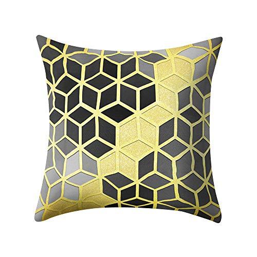 Fundas para Almohada,BBestseller Moda Geometría Fundas de cojín Decorativas para sofá Cojines de Sofa cojin Silla para el hogar Sofá