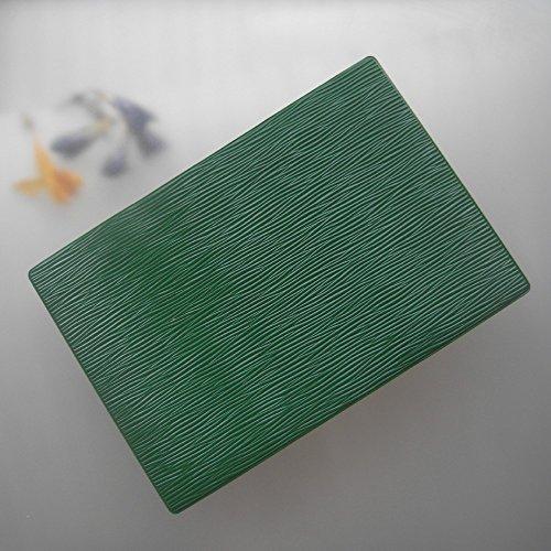 【神戸御影 ムーンデザイン きれいなブックカバー】ハヤカワ文庫トールサイズも収納 (グリーン)6943