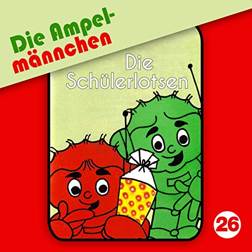 Die Schülerlotsen audiobook cover art