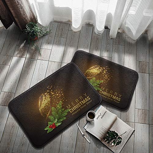 LINAG Alfombra Lavable Exterior Interior Antideslizante