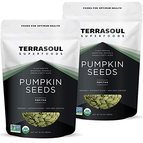 Terrasoul Superfoods Organic Pumpki…