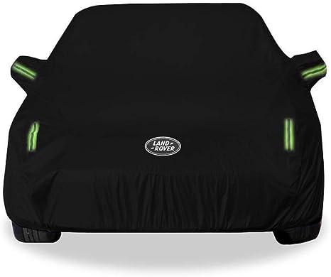 Clmaths Housse de Protection Compatible avec Range Rover Sport Car Cover SUV /épais Tissu Oxford Protection Solaire Anti-Pluie R/échauffez Couverture Car Cover Color : Oxford Cloth builtin lint