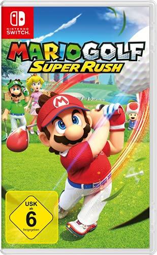 Mario Golf: Super Rush - Nintendo Switch [Importación alemana]
