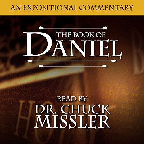 The Book of Daniel: An Expositional Commentary audiobook cover art