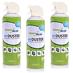 Green Blue GB600 Air Duster Cleaning Aire comprimido Spray Limpiador (12)