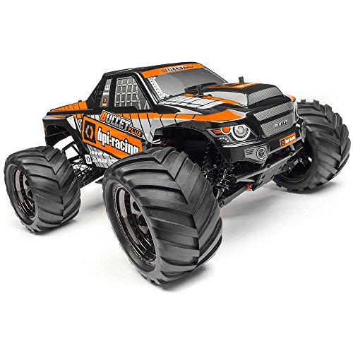 HPI Racing h110663 – Bullet MT Flux RTR 2.4 GHz Brushless Monster Truck, véhicule