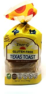 Ener-G Foods White Rice Loaf, 16-Ounce Packages (Pack of 6)