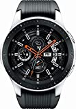 Samsung SM-R805UZSAXAR Galaxy Watch Smartwatch 46mm Stainless Steel LTE GSM...