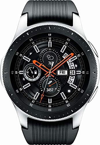 SAMSUNG SM-R805UZSAXAR Galaxy Watch Smartwatch 46mm Stainless Steel...