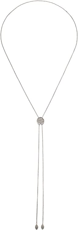 Vince Camuto Adjustable Slider Necklace
