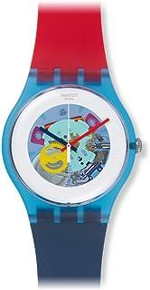 Swatch Unisex SUOS101 Originals Multicolor Watch