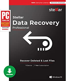 Best stellar phoenix windows data recovery 6 Reviews