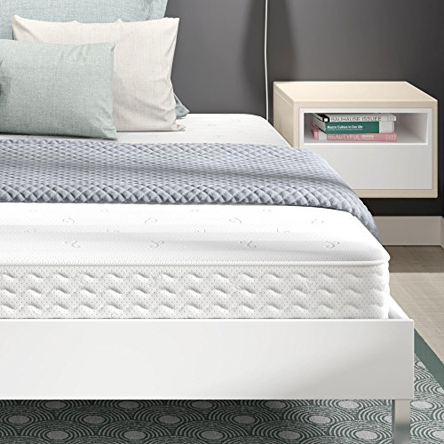 Signature Sleep 8' Coil Mattress, King, White