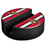 Sher-Wood Ottawa Senators NHL Puck Media Device Holder -