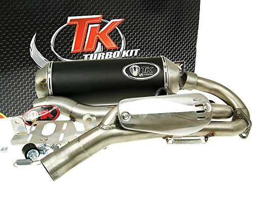 Uitlaat Turbo Kit Quad/ATV voor Yamaha YFM 700 Raptor