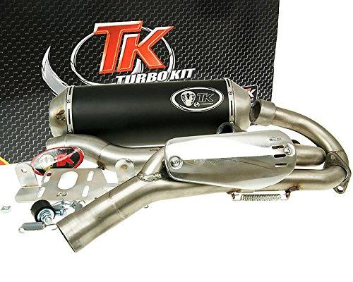 Auspuff Turbo Kit Quad/ATV für Yamaha YFM 700 Raptor