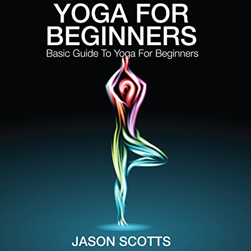 Yoga for Beginners audiobook cover art