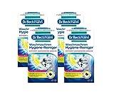 Dr. Beckmann Waschmaschinen Hygiene Reiniger 4x250g - Saubere Maschine für frische Wäsche