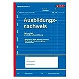 Herlitz 840702 Formularbuch'Ausbildungsnachweis', DIN A4, 28 Blatt