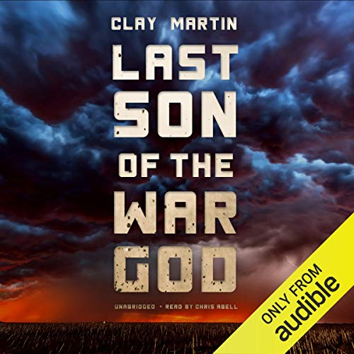 Last Son of the War God audiobook cover art