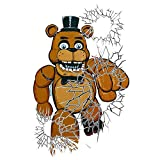 Forum Novelties Five Nights at Freddy's Window Covers (2 Pack)