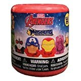 Marvel Mash'ems Avengers Assemble Squishy Mini Figure PACK [1 Random Figure] by Spider-Man