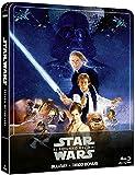 Star Wars Ep VI: El retorno del Jedi (Edición remasterizada) - Steelbook 2 discos (Película + Extras) [Blu-ray]