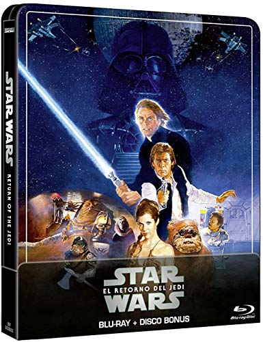 Steelbook Star Wars El Retorno del Jedi