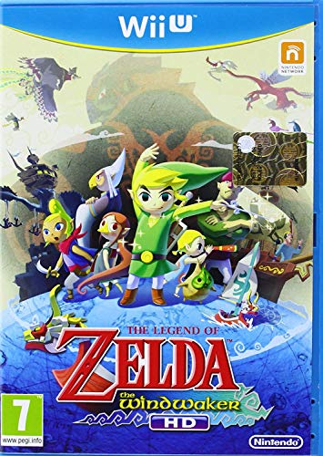 Wii U - The Legend of Zelda: The Wind Waker HD - [PAL EU - MULTILANGUAGE]