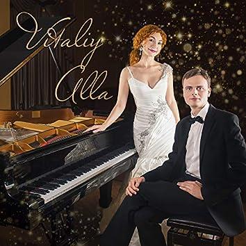 Vitaliy and Alla